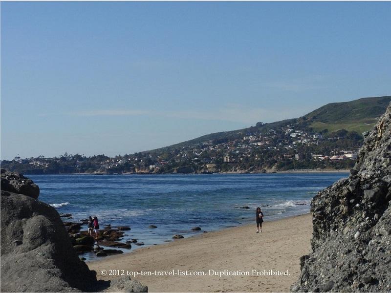 Southern California's gorgeous Laguna Beach
