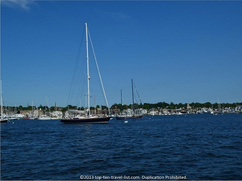 Newport, Rhode Island marina