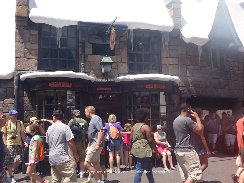 The Owl Post at Hogsmeade - Islands of Adventure - Orlando, Florida