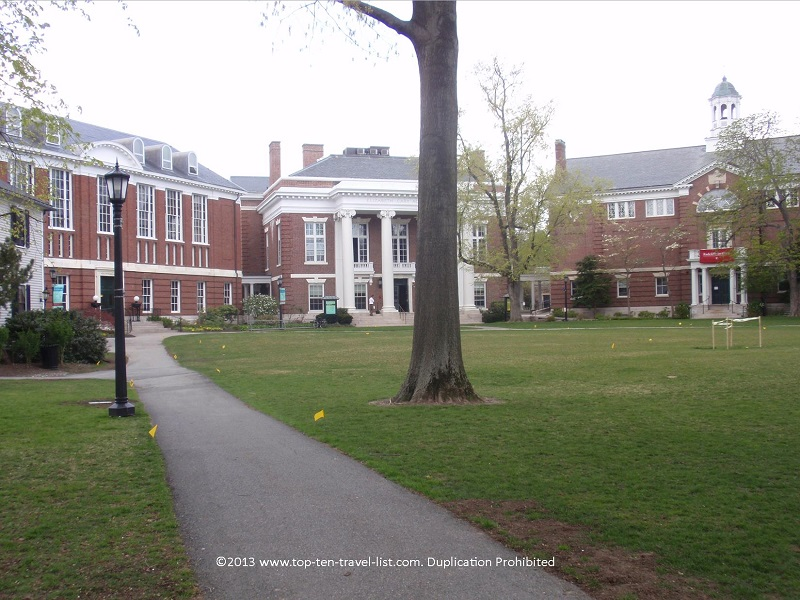 Radcliffe Institute of Advanced Study in Cambridge, Massachusetts
