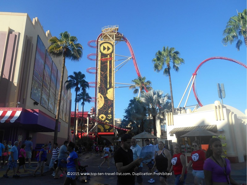 13 cant miss rides attractions at universal studios orlando hollywood rip ride rockit at universal studios in orlando florida ccuart Gallery
