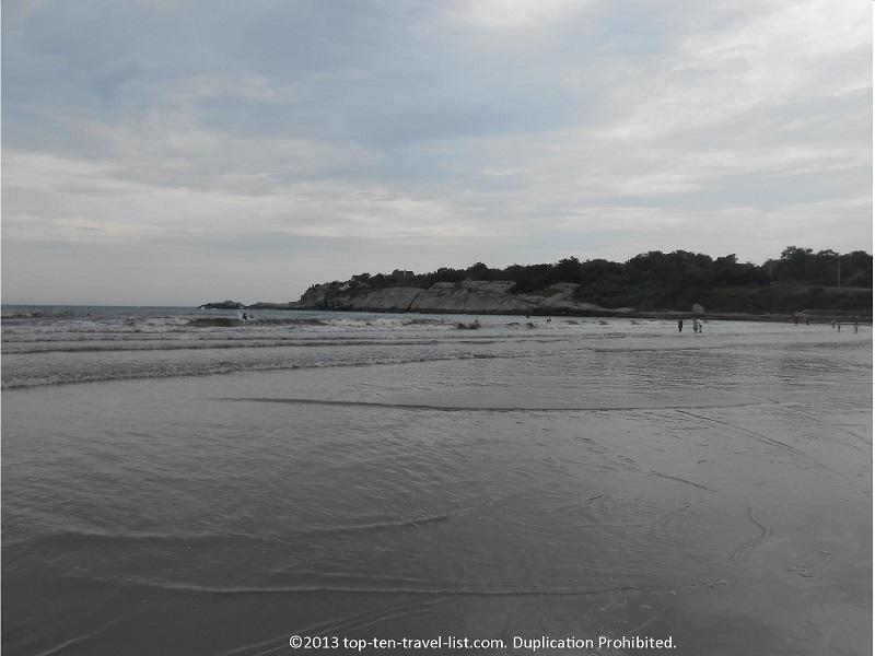 Beautiful Second Beach in Middletown, Rhode Island