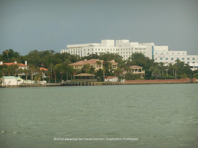 Tom Cruise house in Clearwater, Florida