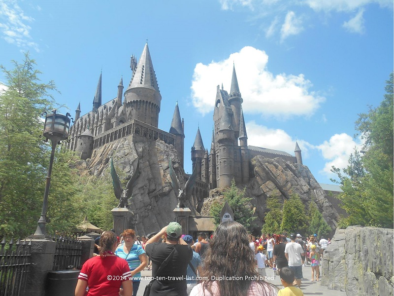 Harry Potter and the Forbidden Journey - Islands of Aventure - Orlando, Florida