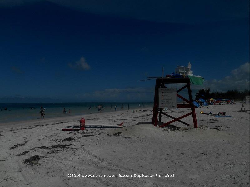 North Beach at Fort De Soto Park - St. Petersburg, Florida