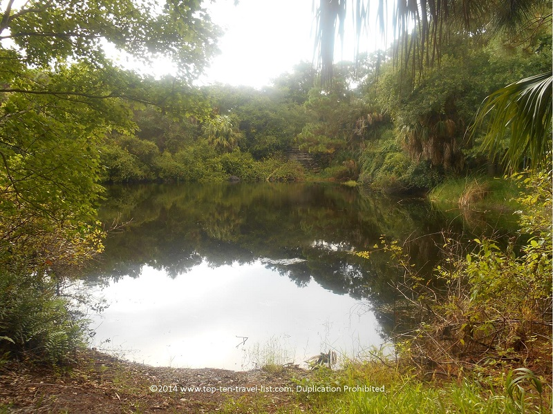 Wax Myrtle Pond Loop at Boyd Hill Nature Preserve - St. Petersburg, Florida