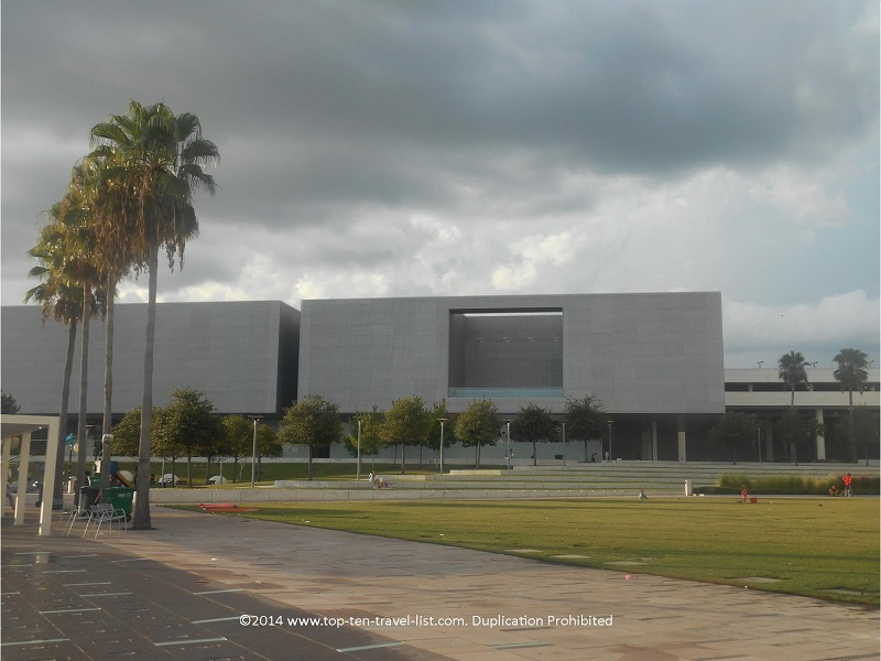 Tampa Museum of Art - downtown Tampa, Florida