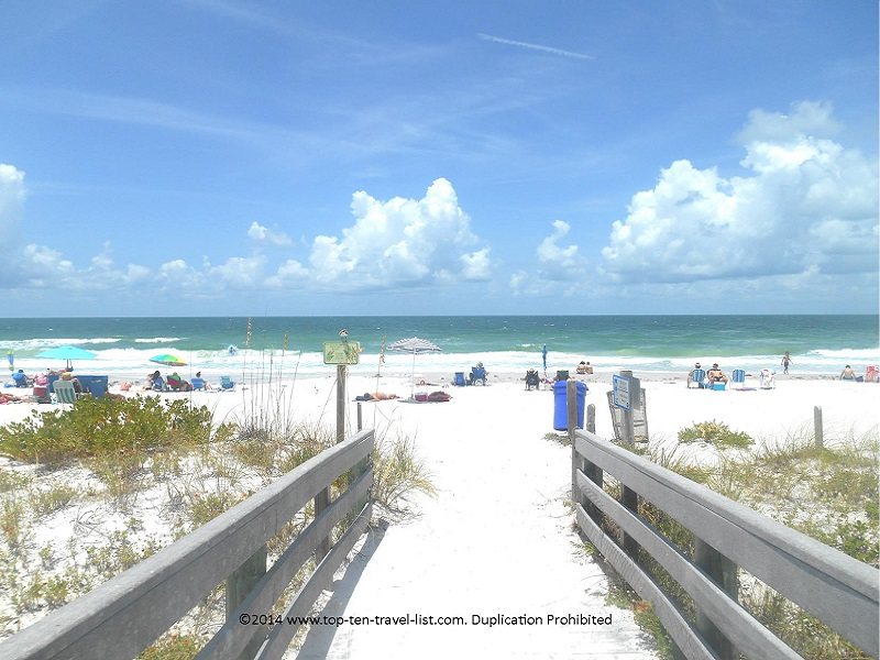 5 Great Florida Gulf Coast Beaches Top Ten Travel Blog
