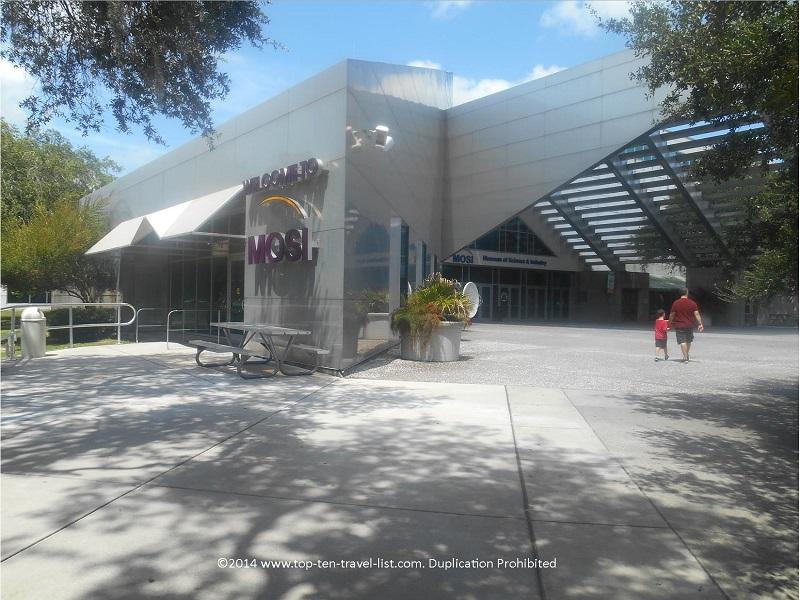 MOSI Tampa Florida