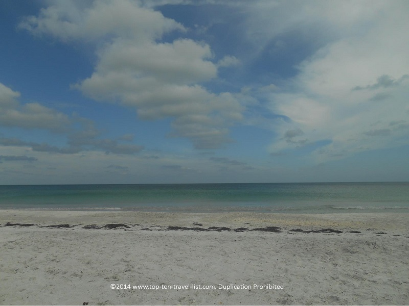 Beautiful views at Florida's Indian Rocks Beach