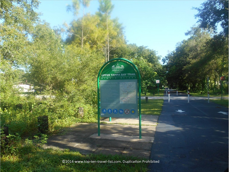 Florida's Upper Tampa Bay Trail