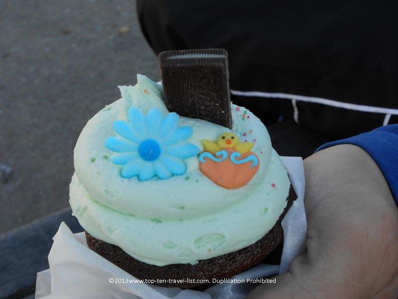 Cupcake at Plymouth's Cupcake Charlie's
