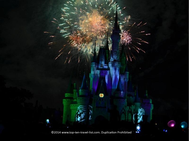 Fantastic Hallowishes at the Magic Kingdom