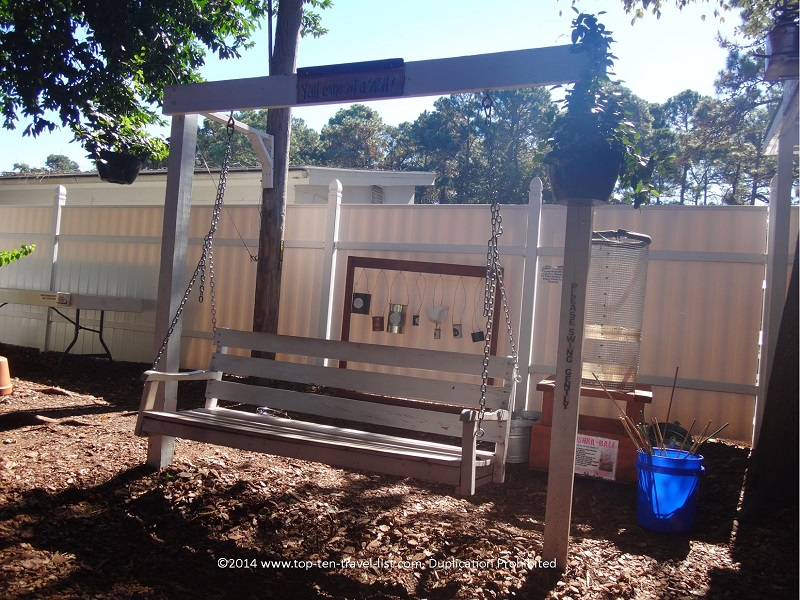 A Low Country Backyard Restaurant - Hilton Head Island, South Carolina