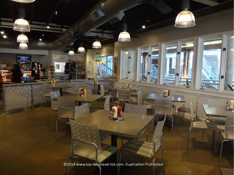 Palmetto Cafe at the Omni Hilton Head Oceanfront Resort - Hilton Head Island, South Carolina