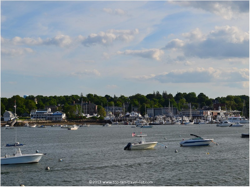 Beautiful Plymouth Harbor