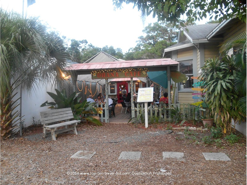 Ohana Cafe in Palm Harbor, Florida