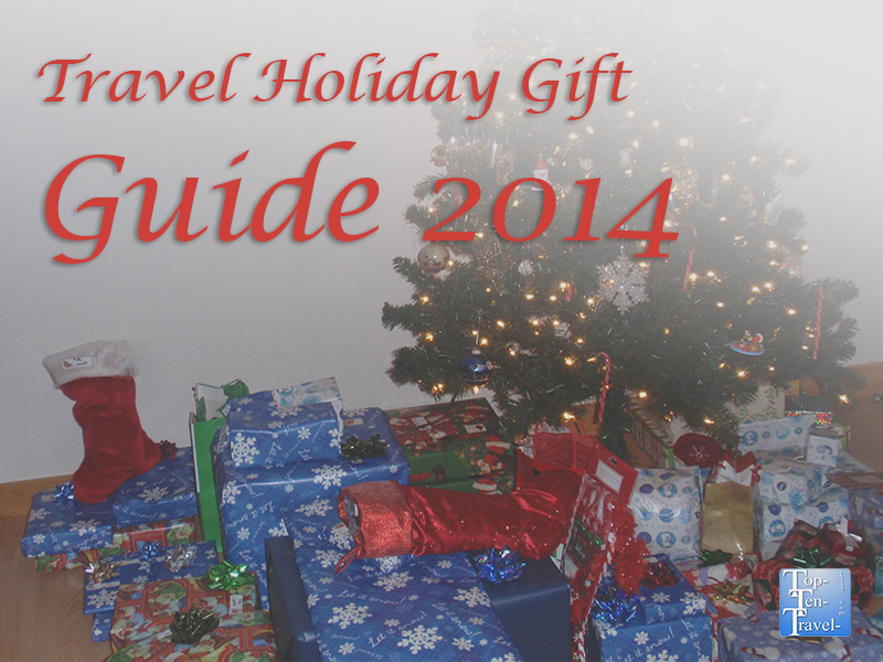 Holiday Gifts for travelers 2014