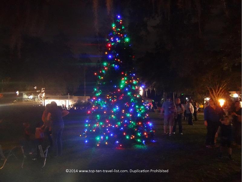 Safety Harbor, Florida Christmas tree