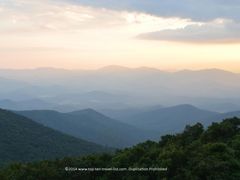 Check out these views from Georgia's highest mountain!