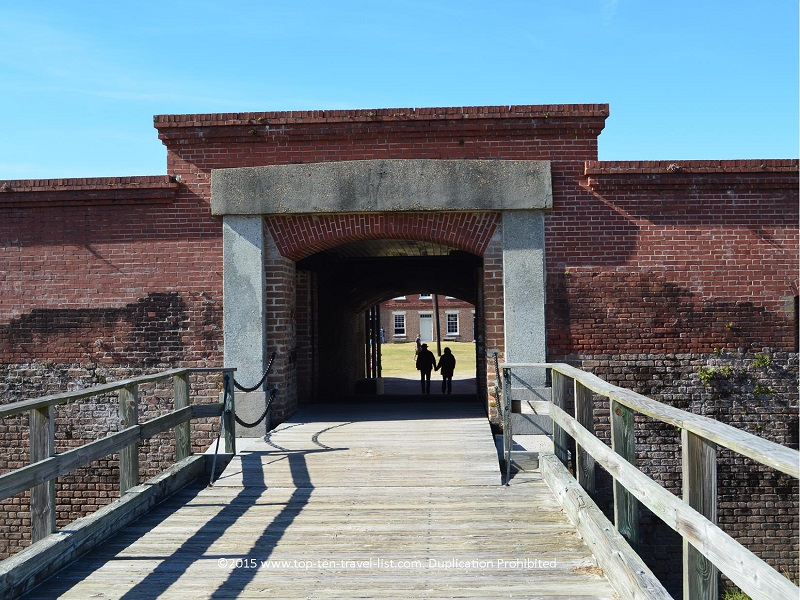 Fort Clinch - Amelia Island, Florida