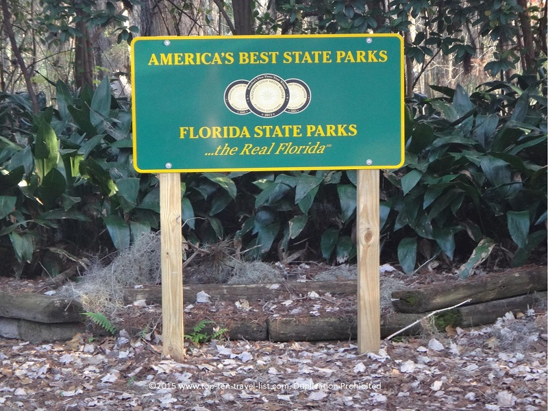 The Real Florida...Silver Springs State Park in Ocala, FL