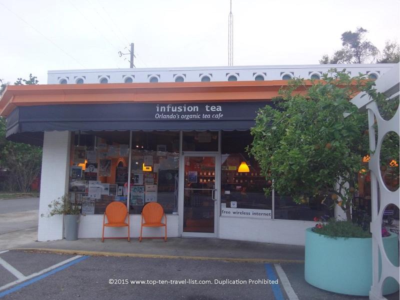 Infusion Tea in Orlando, Florida