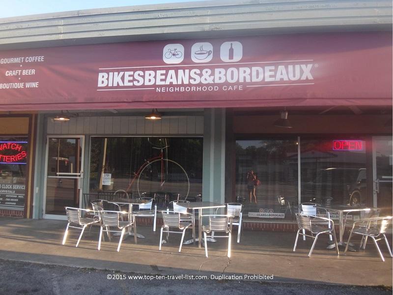 Bikes, Beans & Bordeaux in Orlando, Florida
