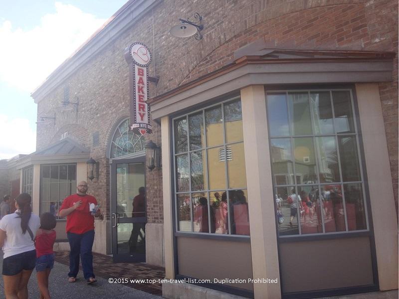 Erin McKenna's Bakery at Downtown Disney in Orlando, Florida