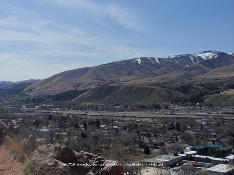 There are lots of beautiful hikes to enjoy in Pocatello, Idaho