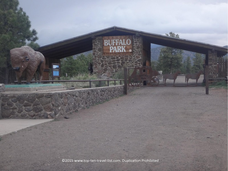 Buffalo Park, a 2 mile loop with mountain views in Flagstaff, Arizona