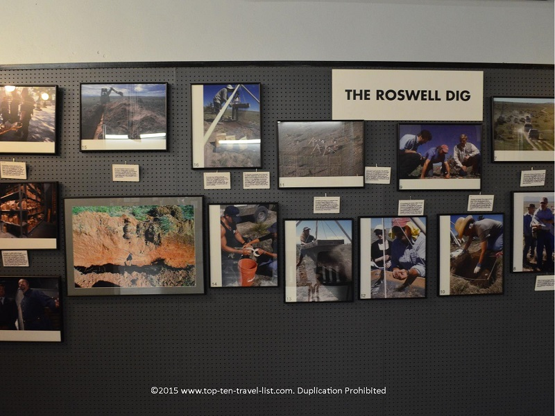 The Roswell Dig - Roswell UFO Museum