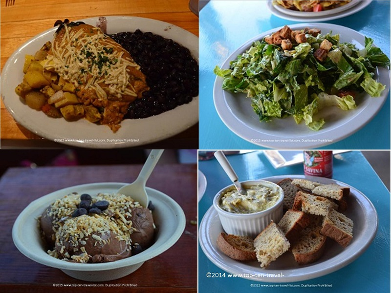 Vegan restaurants in Austin, Texas