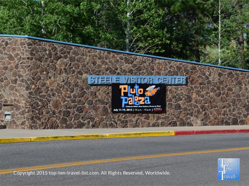 Pluto-Palooza at Flagstaff's Lowell Observatory