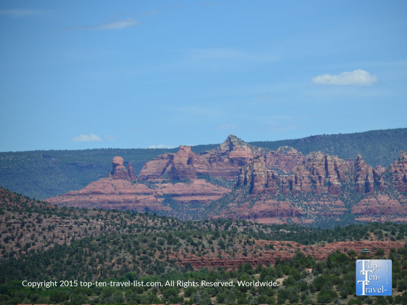 Amazing red rock views at Red Rock State Park in Sedona, Arizona