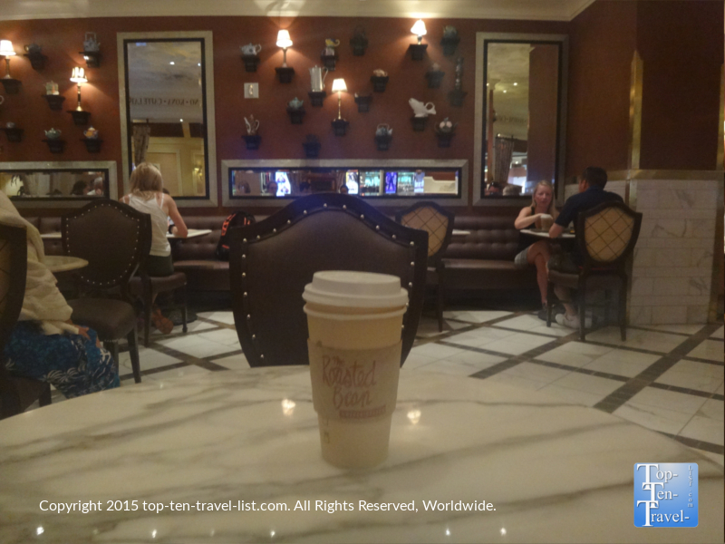 The Roasted Bean Coffee shop - The Mirage Casino and Resort - Las Vegas, Nevada