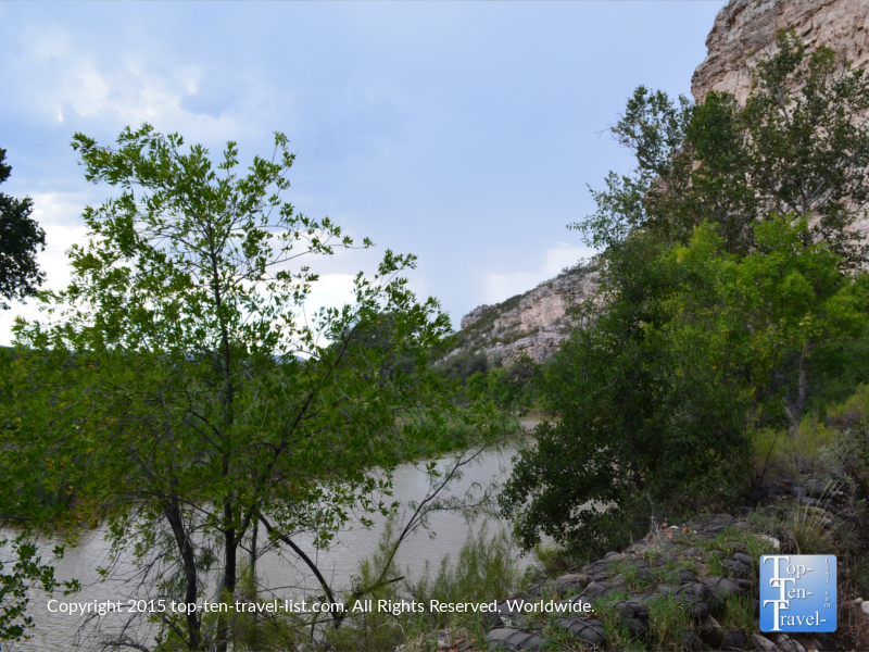 Beaver Creek at Montezuma Castle near Camp Verde, Arizona