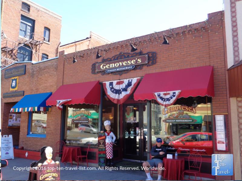 Genovese's in Prescott Arizona