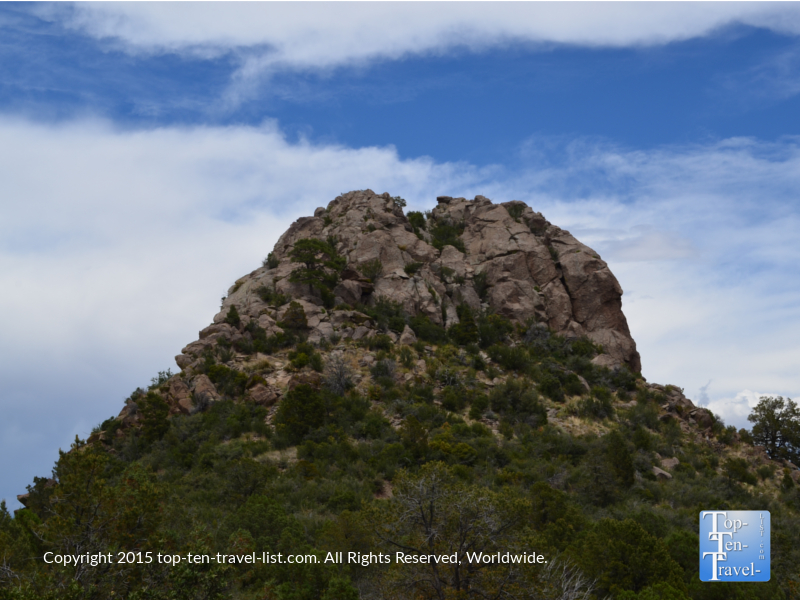 Thumb Butte in Prescott, Arizona