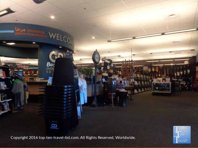 Interior of Bookmans in Flagstaff AZ