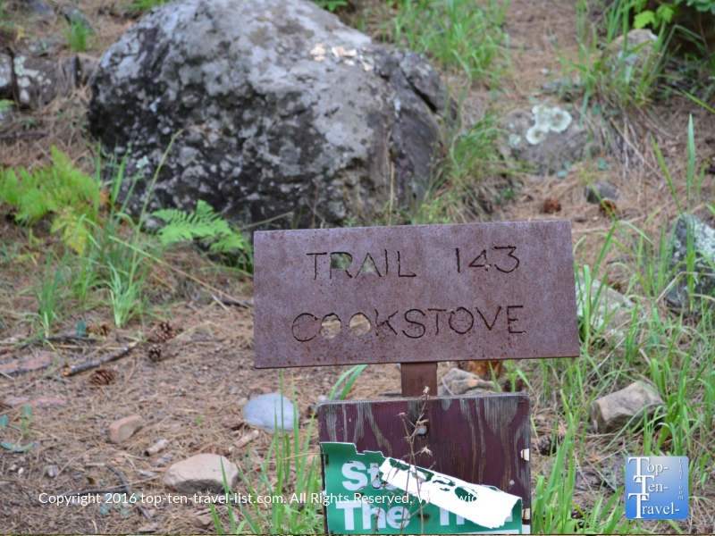 Cookstove Trail in Sedona AZ