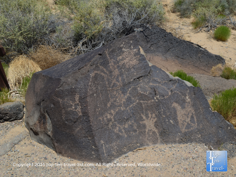 Petroglyph at Petoglyph National Monument 26