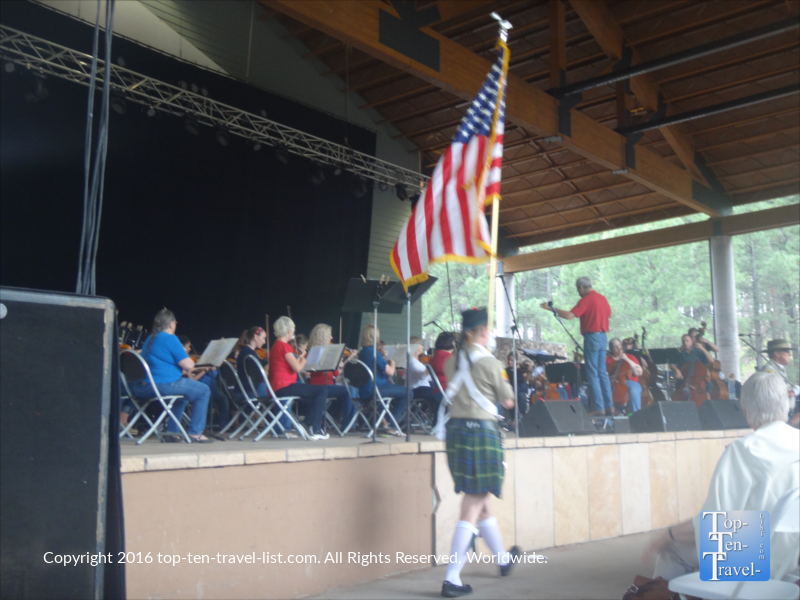 4th of july concert in Flagstaff AZ