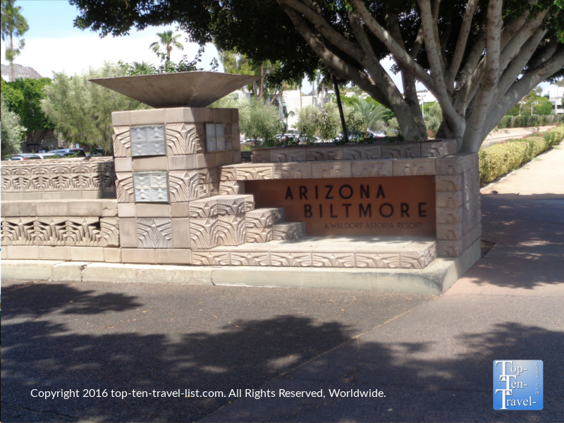 The Arizona Bitmore in Phoenix, Arizona