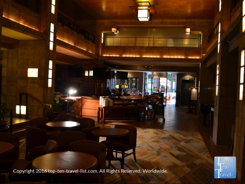 Wrights Bar at the Arizona Bitmore in Phoenix