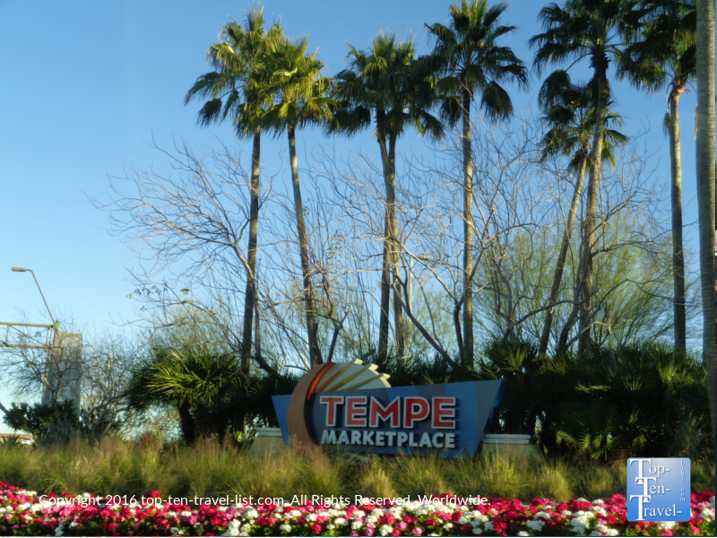 Tempe Marketplace in Arizona