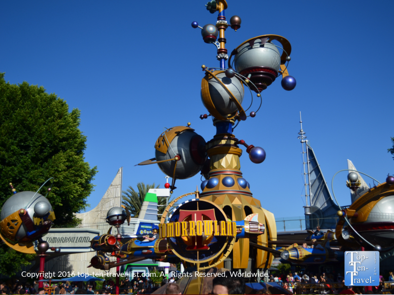 Astro Orbitor at Disneyland is a skip. I actually like the WDW version, however, this one just doesn't have the same dramatic height!
