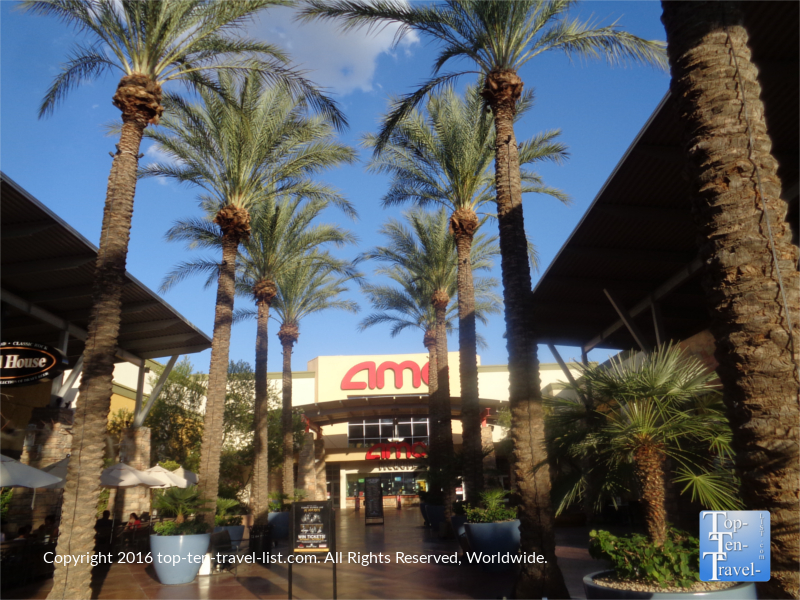 AMC Theater at Desert Ridge Marketplace in Phoenix, AZ