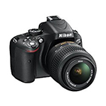 Nikon D5100 Camera