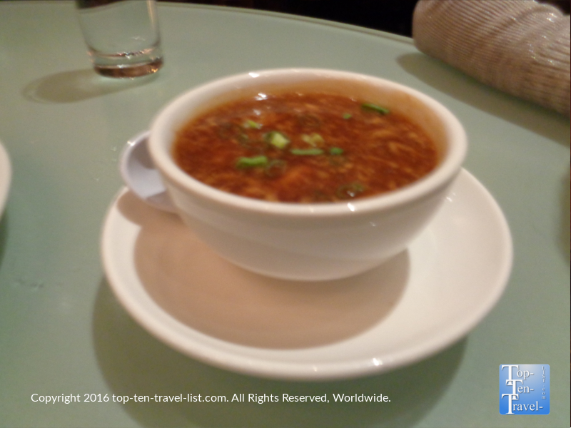 hot-and-sour-soup-at-the-china-house-in-las-vegas